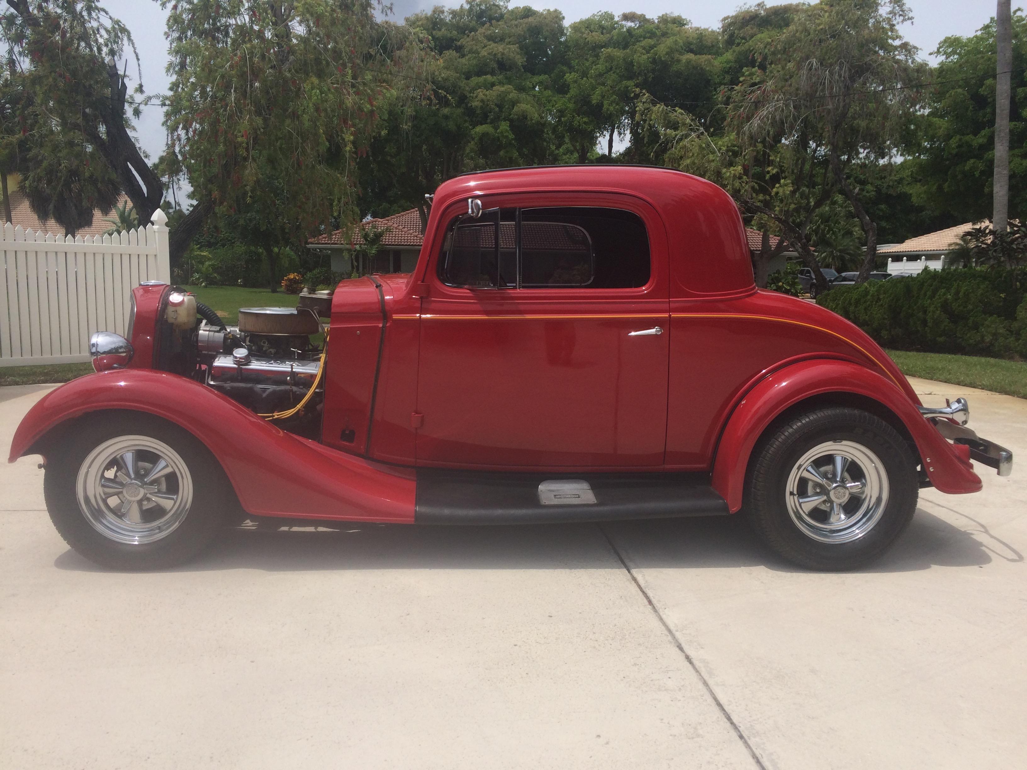 1935 Chevy Standard Street Rod $24,900