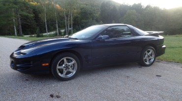 Latest Acquisition: 1999 Pontiac Firebird Trans Am WS6 (SOLD)