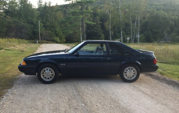 1988 Mustang LX 5.0 $14,999 (SOLD)